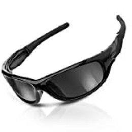 CAMTOA Gafas de Sol Deportivas Polarizadas, Sunglasses con 100% UV400 Proteccion & TR90 Marco Irrompible,Moda,Ligero,Cómodo - Golf Fishing Racing Ciclismo Correr y Otros Deportes al Aire Libre