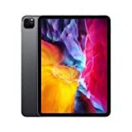 Nuevo Apple iPad Pro (de 11Pulgadas, con Wi-Fi y 128GB) - Gris Espacial (2.ª generación)