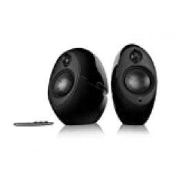 EDIFIER Luna E25 – Sistema de Altavoces 2.0 (74 Vatios) con Bluetooth, Color Negro