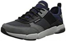 Skechers Metco-Parken, Zapatillas para Hombre