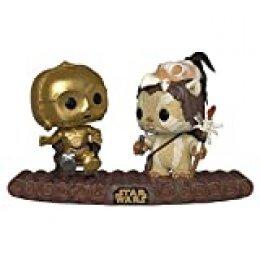 Pop! Vinilo: Star Wars: C-3PO on Throne