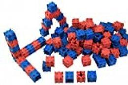 WISSNER® aktiv lernen - Cubo de entrelazado (2 x 2 x 2 cm) - RE-Wood®
