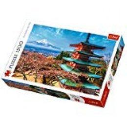 Puzzle Góra Fudzi 1500