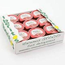 Iberitos - Crema de Lomo Al Pimentón - 12 Bandejas de 18 x 23 gr