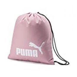 PUMA Phase Gym Sack Bolsa De Cuerdas, Adultos Unisex, Bridal Rose, OSFA