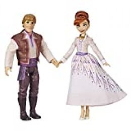 Disney Frozen- 2 Romance 2 Pack, Multicolor (Hasbro E5502EU4)