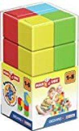 Geomag-GM147 Bloques de construcción de Juguete, 8 Pieza(s), Plaza, Monótono, Niño/niña, Multicolor (GM147)