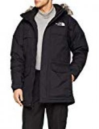 The North Face McMurdo - Chaqueta Impermeable, Hombre, Negro (TNF Black), S
