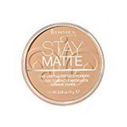 Rimmel London Stay Matte Base de Maquillaje Tono 6 Warm Beige - 45 gr
