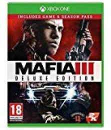 Mafia III - Deluxe Edition (Includes Family Kick-Back)
