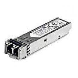 Módulo Transceptor SFP de Fibra LC Monomodo 100Base-ZX MSA de 100Mbps DDM DOM - Hasta 80km