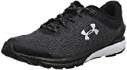 Under Armour UA W Charged Escape 3, Zapatillas de Running para Mujer
