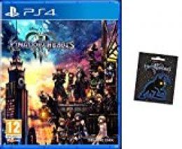 Kingdom Hearts 3 + Llavero (PlayStation 4)