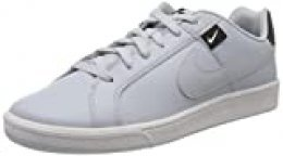 Nike Court Royale Tab, Zapatillas para Hombre, Sky Grey/Sky Grey-Black-White, 44.5 EU
