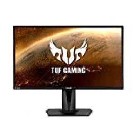 ASUS TUF Gaming VG27BQ - Monitor HDR 27 pulgadas (WQHD, 2560x1440, 0,4 ms, 165 Hz, Extreme Low Motion Blur Sync, G-SYNC Compatible, Adaptive-Sync)