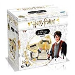Winning Moves - Juego de Mesa Harry Potter