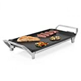 Princess Table Chef Premium 103100 Plancha para cocinar sin aceite