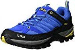 CMP Rigel, Zapatos de Low Rise Senderismo para Hombre, Azul (Cobalto), 41 EU