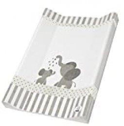 Rotho Babydesign 20099 0001 CG cambiador, cuña moderno elefantes, 50 x 70 cm
