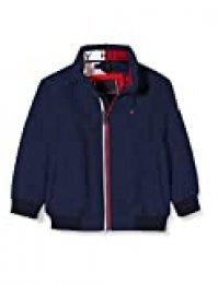 Tommy Hilfiger Essential Jacket Chaqueta, Azul (Twilight Navy 654/860 C87), Talla Única (Talla del Fabricante: 74) para Niños