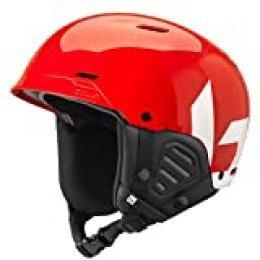 Bollé Mute Casco de Ski Red Adultos Unisex 52-55 cm