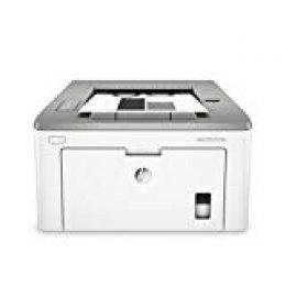 HPLaserJet Pro M118dw - Impresora láser (Impresión a doble cara, Escáner, Wi-Fi, HP Smart, hasta 49 ppm, pantalla LED, USB 2.0), color blanco