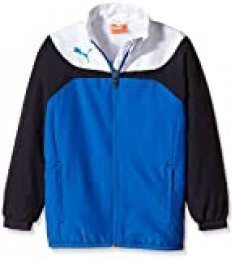 Puma Jacke Leisure Jacket - Chaqueta técnica, Color Azul, Talla S