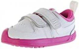 Nike Pico 5 TDV, Zapatillas Unisex Niños, Multicolor (Platinum Tint/White-Active Fuchsia), 17 EU