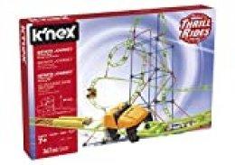 K'NEX - Montaña Rusa Infinite Journey, 347 piezas (41211-15407)