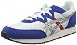 Asics TARTHER OG, Running Shoe Mens, White Blue, 42 EU