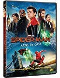 Spider-Man: Lejos de casa [DVD]