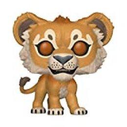 Funko- Pop Vinilo: Disney: The Lion King: Simba Figura Coleccionable, Multicolor (38543)