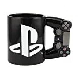 Paladone Playstation 4ª generación Controller taza – Taza de café de cerámica para jugadores