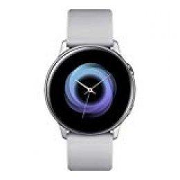 "Samsung SM-R500 Reloj Inteligente Plata SAMOLED 2,79 cm (1.1"") GPS (satélite) - Relojes Inteligentes (2,79 cm (1.1""), SAMOLED, Pantalla táctil, GPS (satélite), 25 g, Plata)"