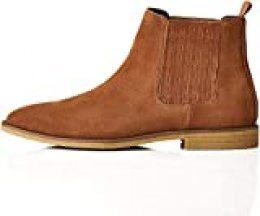 Marca Amazon - find. Atwood - Botas Chelsea Hombre