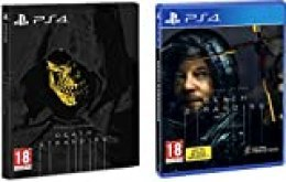 Death Stranding Standard Edition (Higgs Variant) (Exclusive to Amazon.co.uk) [Importación inglesa]