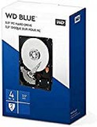 Western Digital Desktop Mainstream - Disco Duro Interno de 4 TB
