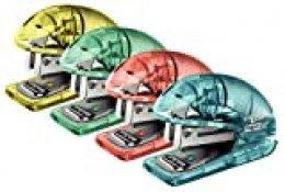 RAPID 5001328 - Mini grapadora escolar modelo F4 colores surtidos (pack de 20 ud.)