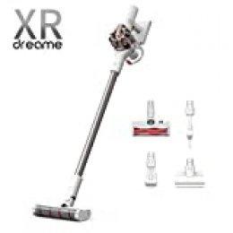 Dreame XR (V10R) Aspiradora sin Cable Aspiradora con Cepillo de 22 KPa Aspiradora con luz de succión Fuerte Aspiradora de Mano Aspiradora sin Cable Escoba eléctrica de Barrido