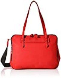 Valentino by Mario - Doxy, Shoppers y bolsos de hombro Mujer, Rojo (Rosso), 13x25x33 cm (B x H T)