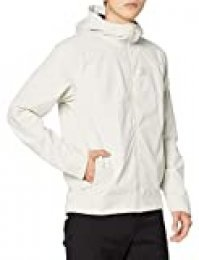 SALOMON Explore WP JKT M Chaqueta Impermeable, Hombre, Beige (Rainy Day), S