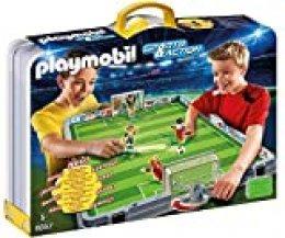 Playmobil-6857 Action Man Playset, Color, Miscelanea (6857)