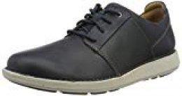 Clarks Un Larvik Lace, Zapatos de Cordones Derby para Hombre