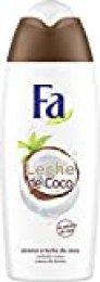Fa - Gel de Ducha Leche de Coco - Con extracto de coco - 550ml