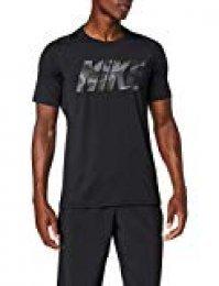 Nike M NP Top SS Fttd 2l CMO Camiseta de Manga Corta, Hombre