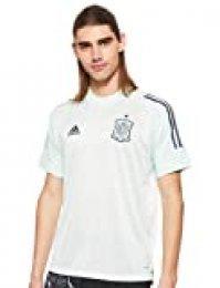 adidas Fef TR JSY Camiseta de Manga Corta, Hombre, Dash Green, M