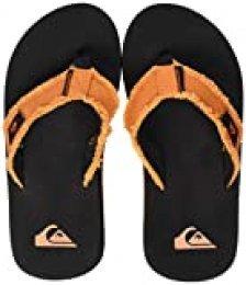 Quiksilver Monkey Abyss Youth, Zapatos de Playa y Piscina para Niños