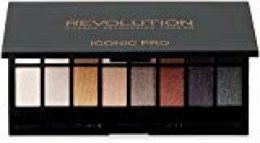 Makeup Revolution Salvation Eyeshadow Palette Iconic Pro 1 Paleta 16 cieni do powiek 16g