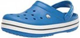 Crocs Crocband, Zuecos con Correa Unisex Adulto