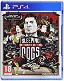 Sleeping Dogs - Definitive Edition [Importación Inglesa]